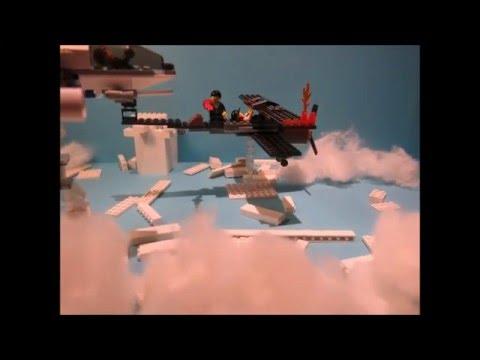 LEGO Mafia #7 der Luftkampf