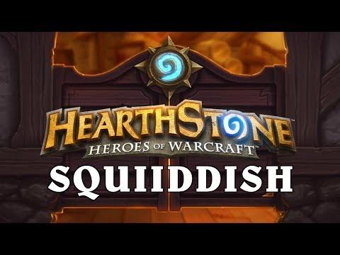 Squiidstone- Game On, Kids [Hearthstone Beta Gameplay, PC]