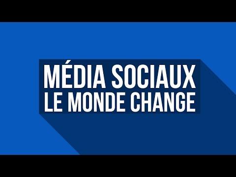 Les Médias Sociaux ont Changé le Monde - Agence Numérique