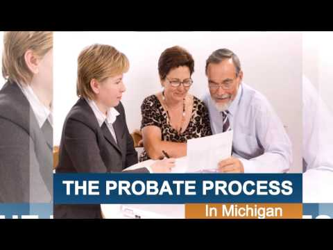 The Probate Process in Michigan