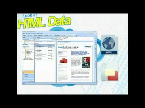Internet Explorer 8 - Look at HTML Data - Internet Browsers