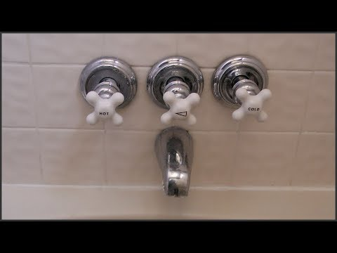 How To Identify And Repair A Bathroom Faucet