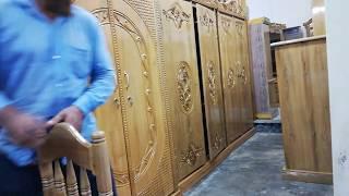 সেগুন কাঠের আলমারির দাম।segon Wooden Almirah Price Ideas Guarantee Furniture
