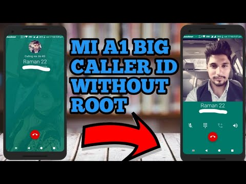 Google dialer mod apk with big caller id on mi a1!MI A1 tips&and tricks! Hidden features of mi a1