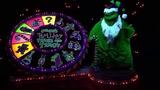 Haunted Mansion Holiday 2017 FULL RIDE POV at Disneyland Park