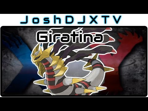 Giratina Forms - Pokemon X and Y