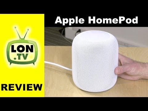 Apple HomePod Review - Smart Speaker Locked Into Apple's Ecosystem