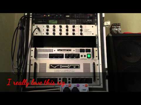 CAA 3+SE preamp & VHT Two/Fifty/Two poweramp