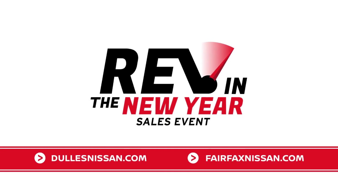 Rev in the New Year at Brown's Fairfax Nissan!