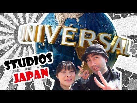 Universal Studios Japan (Harry Potter, Monster hunter, Shingeki no Kyojin) - Japão Nosso De Cada Dia