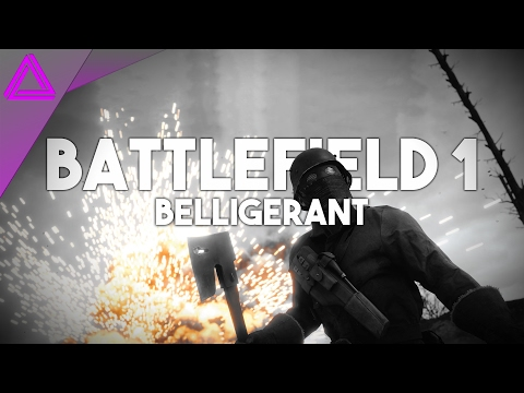 BELLIGERANT ~ Battlefield 1 21:9 Cinematic at 4K 120FPS ~ Everybody Wants To Rule The World