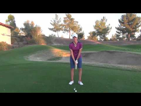 Increase your golf swing speed — How the legs work in your swing