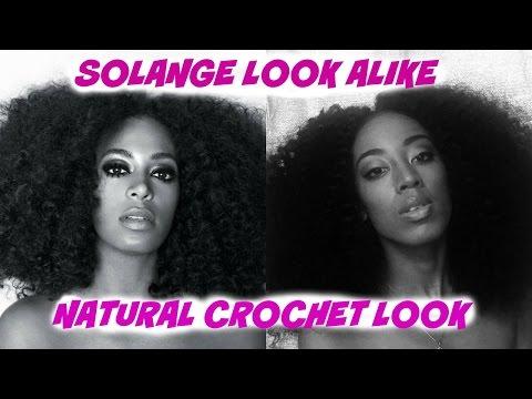 Solange Look / Natural Looking Crochet