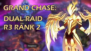 Grandchase Dimensional Chaser] Dual Raid Tips (Fire and Ice
