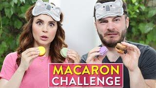MACARON CHALLENGE ft CaptainSparklez!