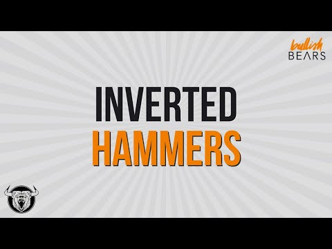 Inverted Hammer Candlesticks and Their Meaning on Stock Charts