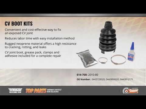 CV Boot Kit
