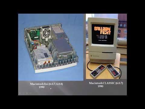 Evolution of Mac OS || Evolution of Mac OS1146909