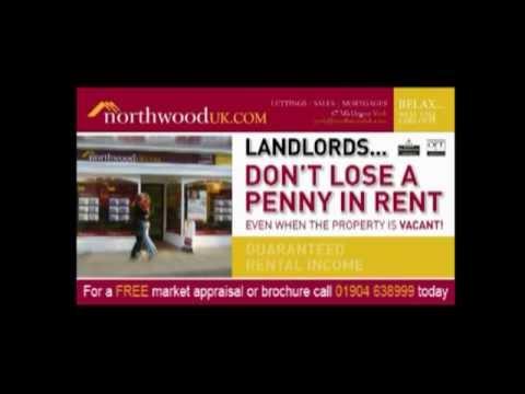 Northwood letting agents York - Tesco advert