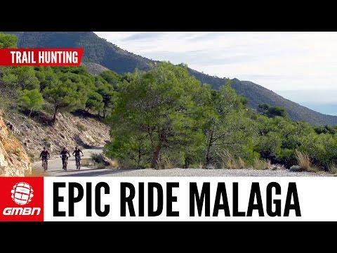 Trail Hunting   GMBN's Epic Mountain Bike Ride In Malaga, Spain