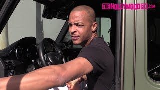 T.I. Reacts To Meek Mill