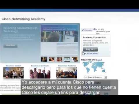 Instalar Cisco Packet Tracer 5.3.3 y Pasarlo a Español