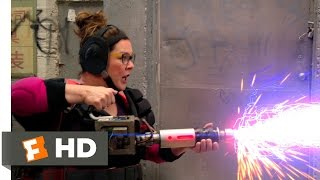 Ghostbusters (4/10) Movie CLIP - Getting Equipped (2016) HD