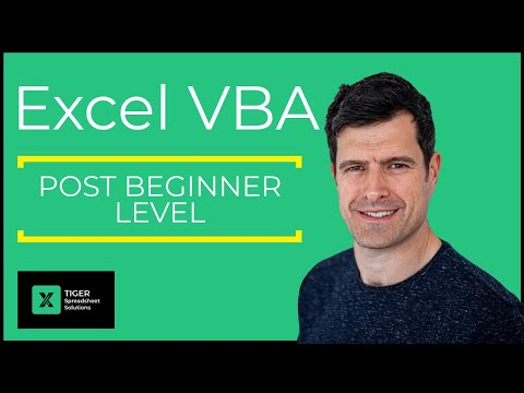 Excel VBA for Post-Beginners: (2/6) Record Code to Duplicate Sheets