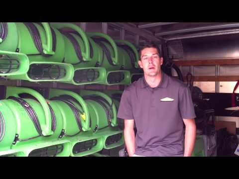 Inventory Management and Asset Tracking System Helps the Servpro of St. George