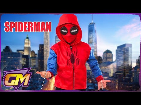 Spiderman Homecoming - Kids Songs In Real Life!