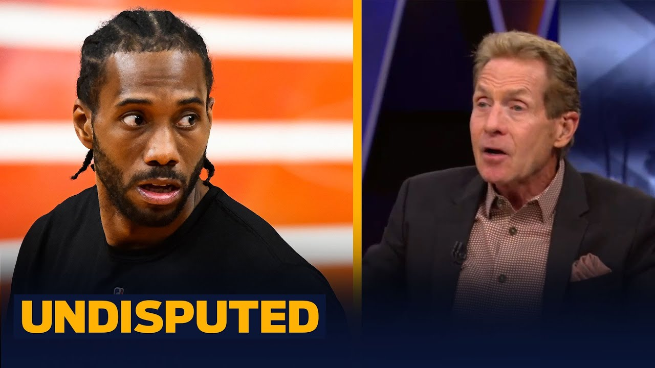 Skip & Shannon react to Kawhi's partially torn ACL & what it means for Clippers | NBA | UNDISPUTED