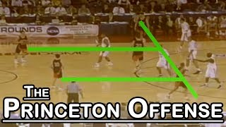How the Princeton Offense Fits Into Today's Basketball