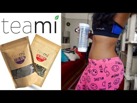 Does Teami Really Work? 🤔 | Detox Tea For Weight loss