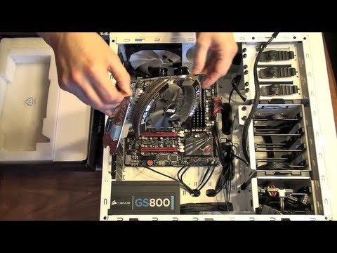 Build a Gaming PC - 2012