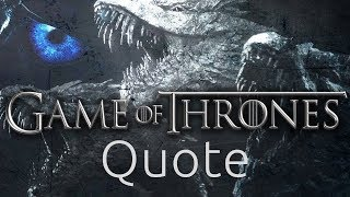 Download Inspirational Game Of Thrones Quotes Video