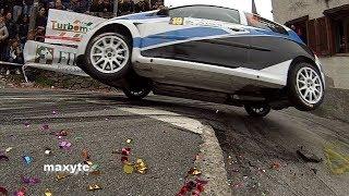 5° Rally 2 Laghi   Drift e mistake (4K)