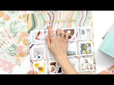Learn How to Create A Grid Layout Using Nested Square Dies and Spellbinders Platinum 6