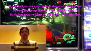 Landmark Cinemas Kanata arcade review