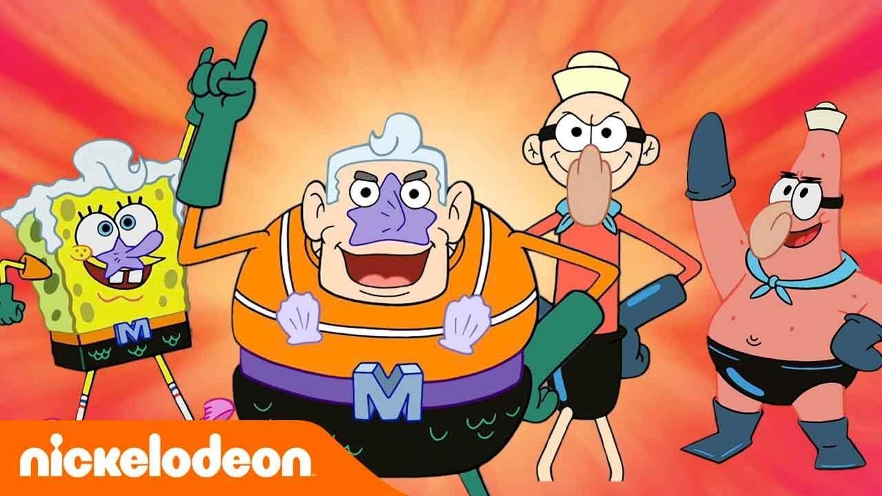 SpongeBob Schwammkopf | Unterwasser-Helden! | Nickelodeon Deutschland