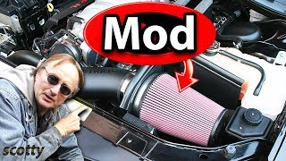 Why Not to Buy a Cold Air Intake - Bad Car Mods