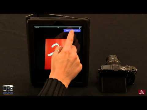 Olympus PEN E-P5 - Tutorial 9/10 - Wi-Fi & App