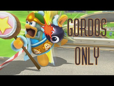 For Glory Doubles Challenge - King Dedede Gordos Only