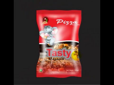 3D Preview Packaging Design in CorelDraw X7 in Hindi