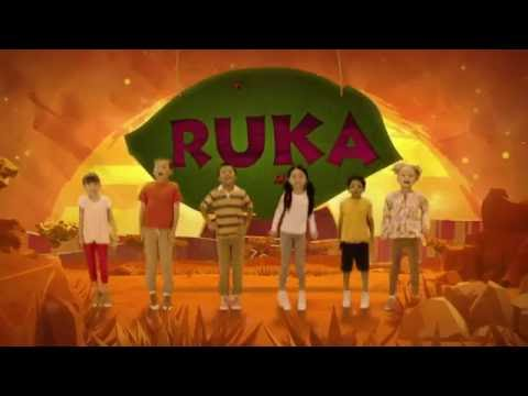 Teke Ruka Teleza | Music Video | Be Inspired | The Lion Guard | Disney Junior