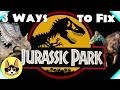 How To Save Jurassic Park  Jurassic World Theory mp3