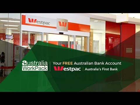 Setting up your free Australian bank account