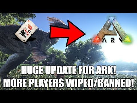 The Big Update for ARK...... Is this good?