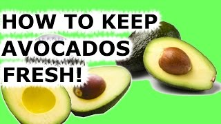 How To Keep Avocados From Turning Brown Easy Tip