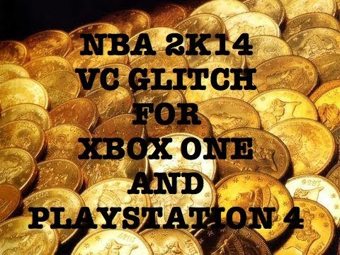 NBA 2K14 VC GLITCH For Xbox One & PS4 - Fastest Way To Earn Unlimited VC on Next Gen