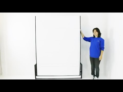 Studio wall bed assembly and installation - flat-packed version